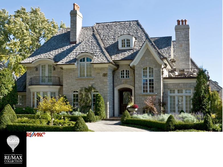 Remax Luxury Home Sales Report for Greater Toronto Area