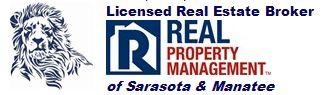 Real Property management of Sarasota & Manatee