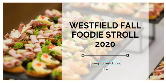 Tickets for the 2020 Westfield Fall Foodie Stroll are selling out fast. Get yours today. Money raised benefits the local chapter of No Kid Hungry.