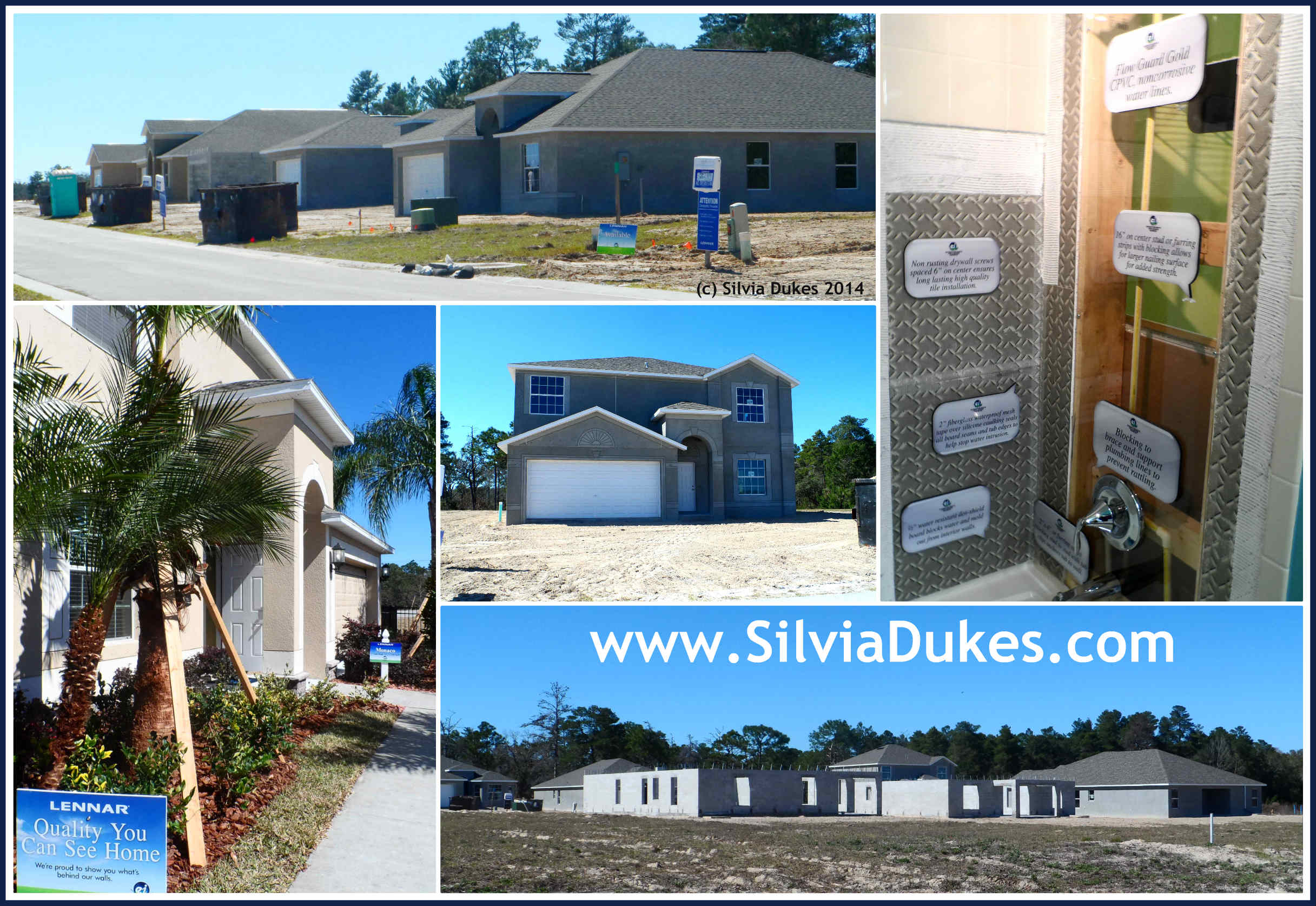 Briar Oaks Community Offers New Construction Homes In