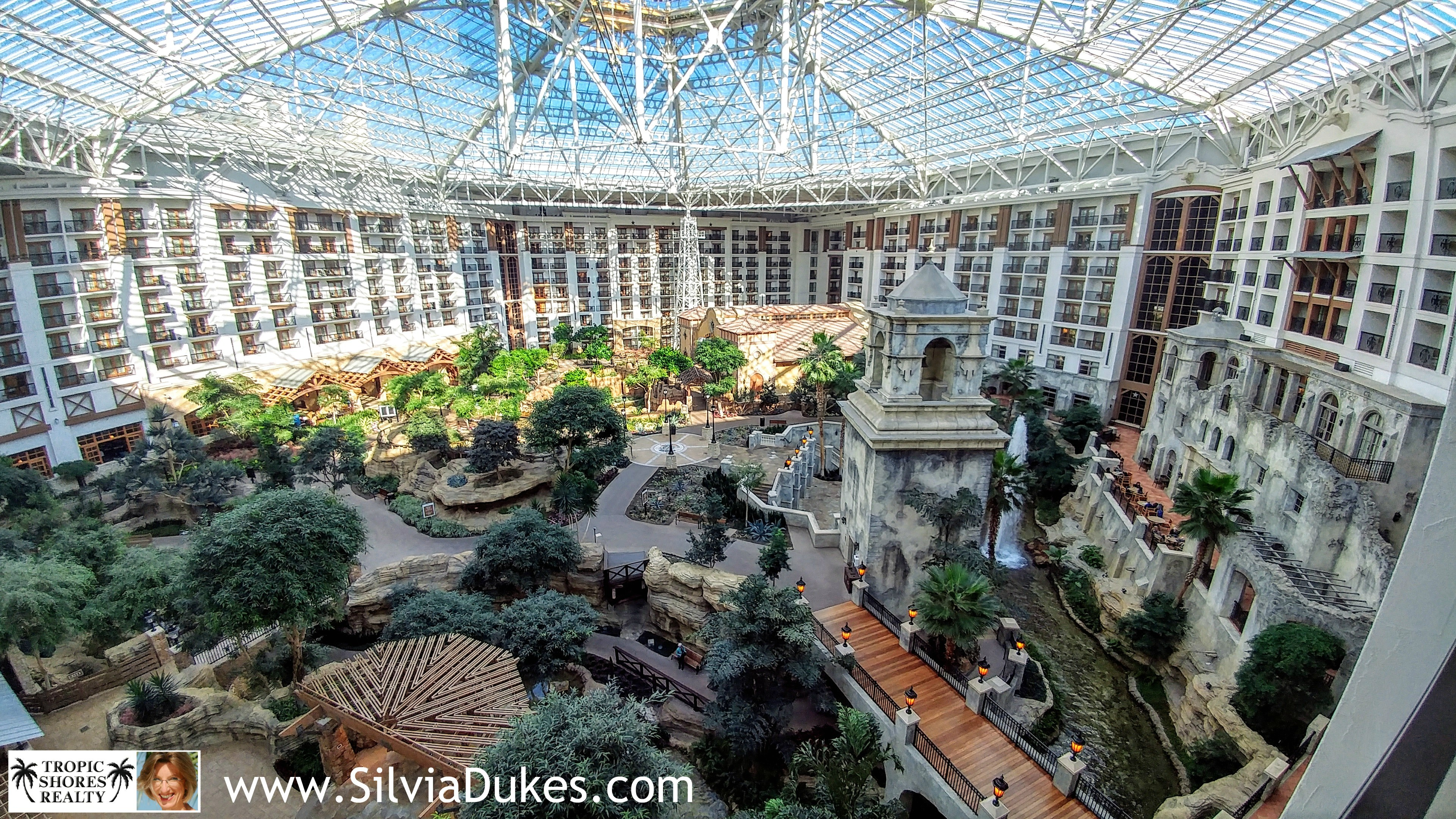Gaylord Texan Resort in Dallas Photo by Silvia Dukes