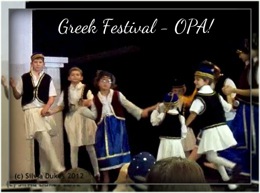 Greek Festival in Brooksville Florida