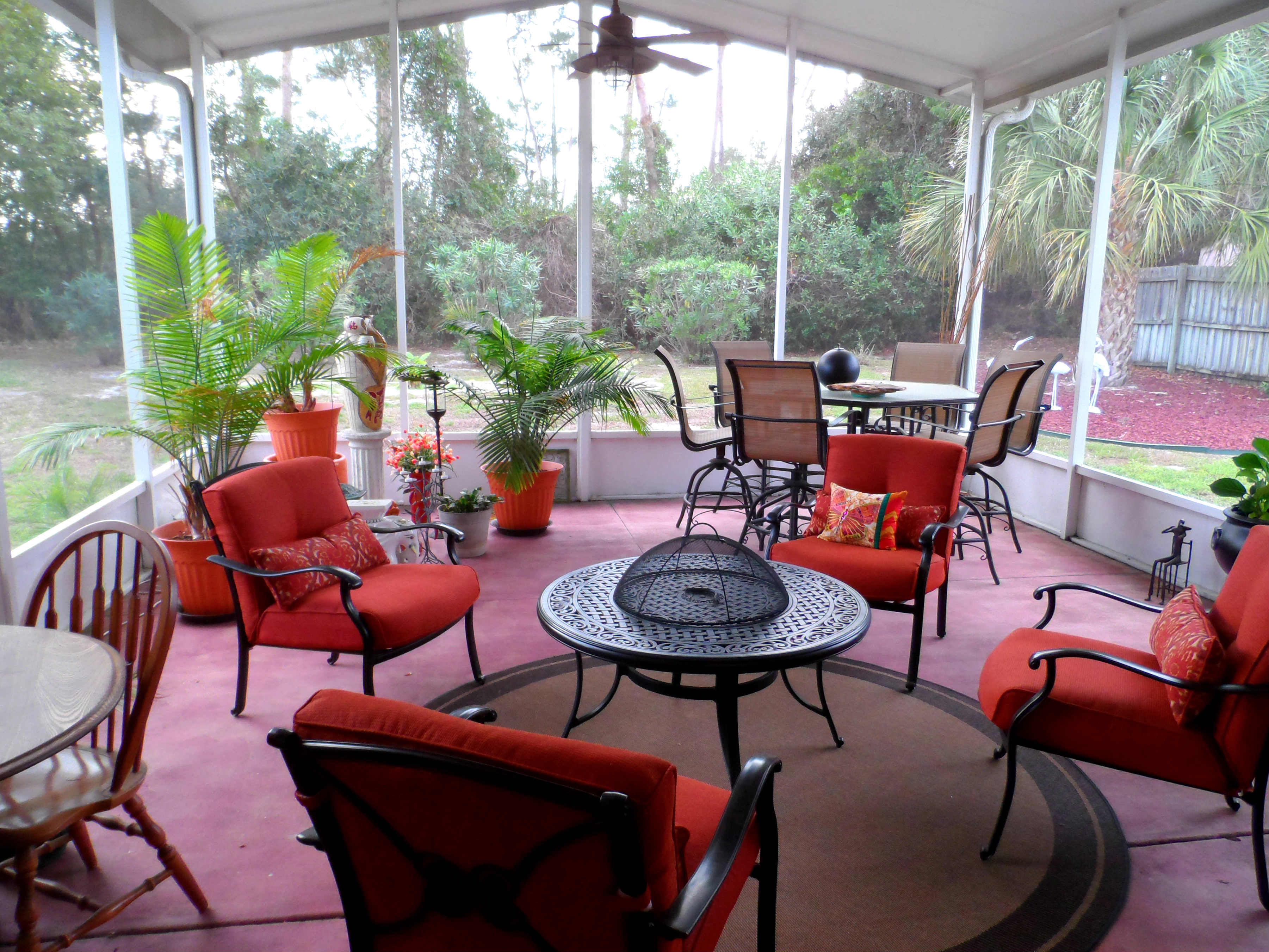 Outdoor lanai outdoor furniture americans have always for Outdoor lanai furniture