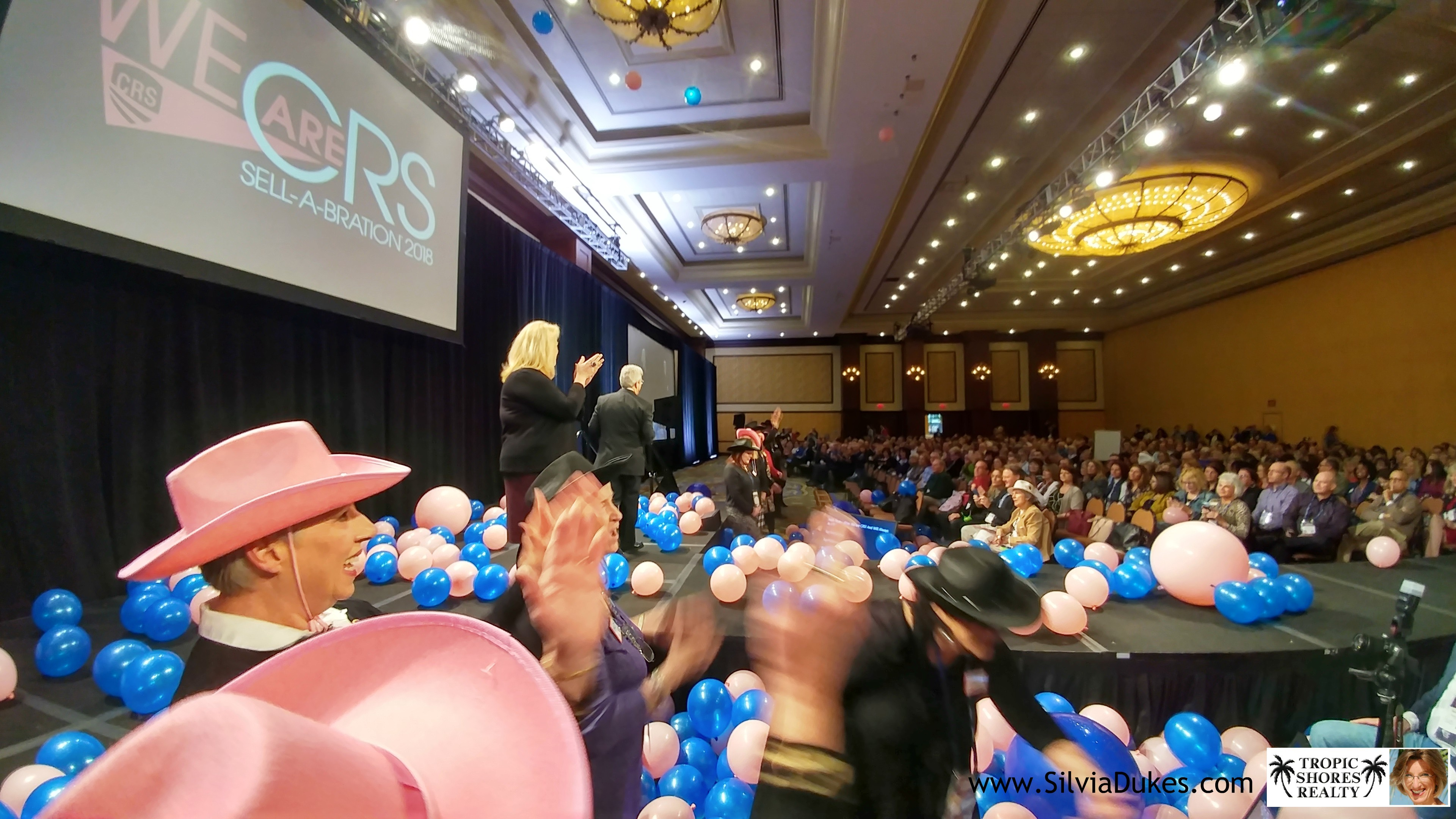 CRS Sell-a-bration 2018 Opening Session with Mel Robbins Photo by Silvia Dukes