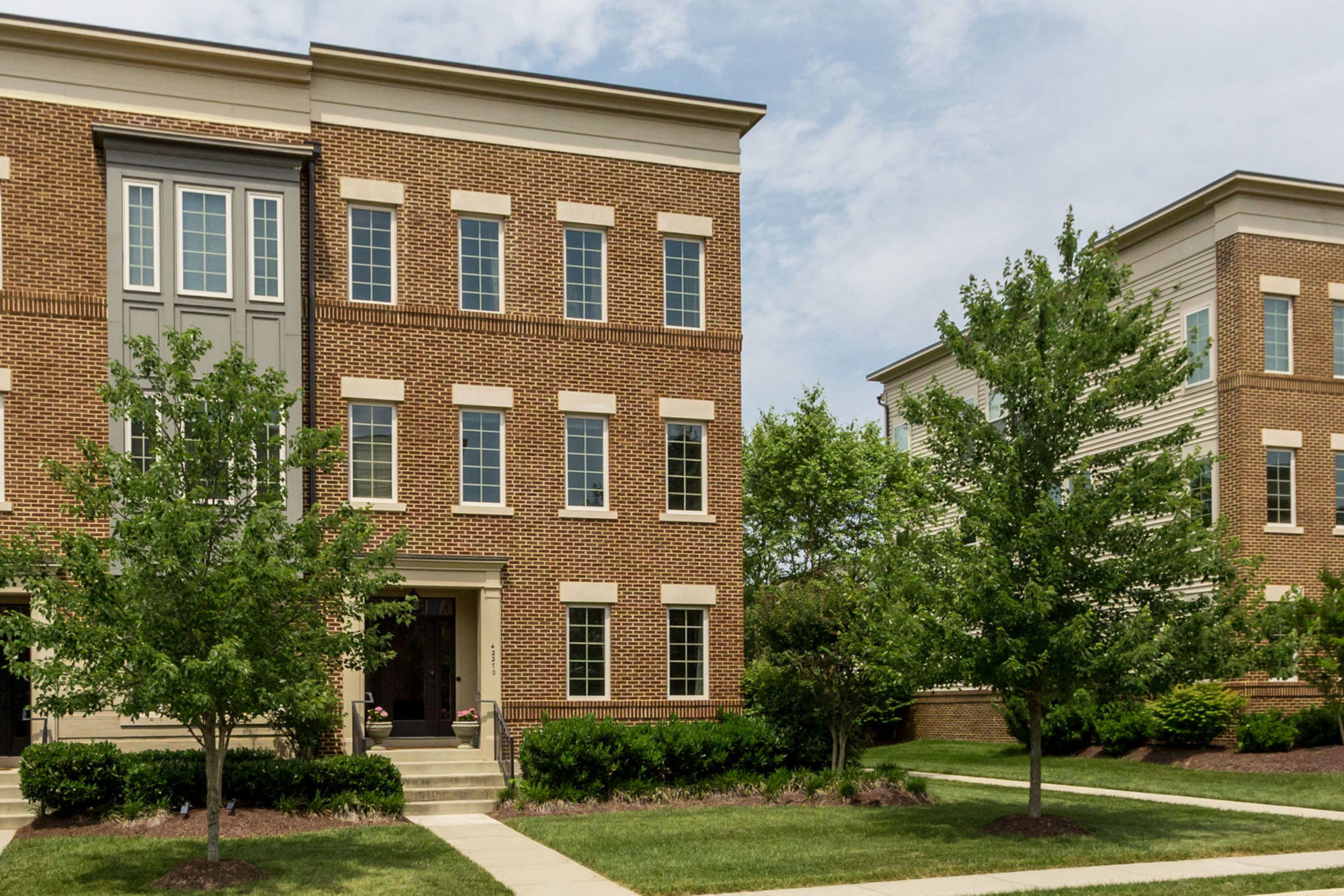 Luxury Townhouse Coming Soon in Ashburn