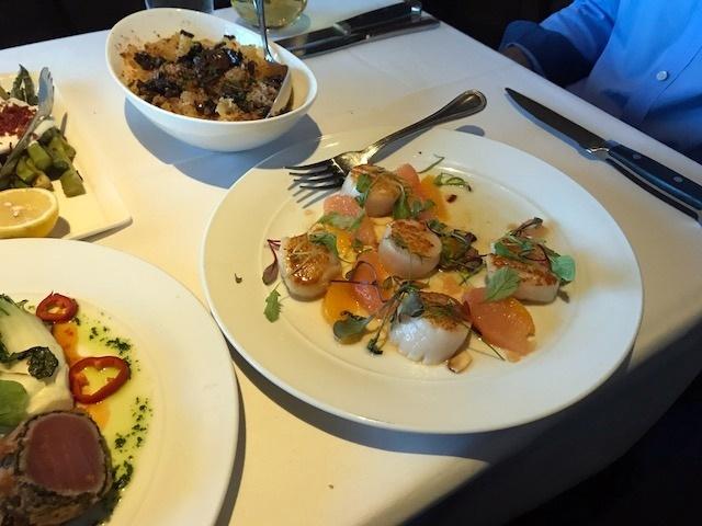Ed V S Prime Seafood Restaurant In Tysons Corner