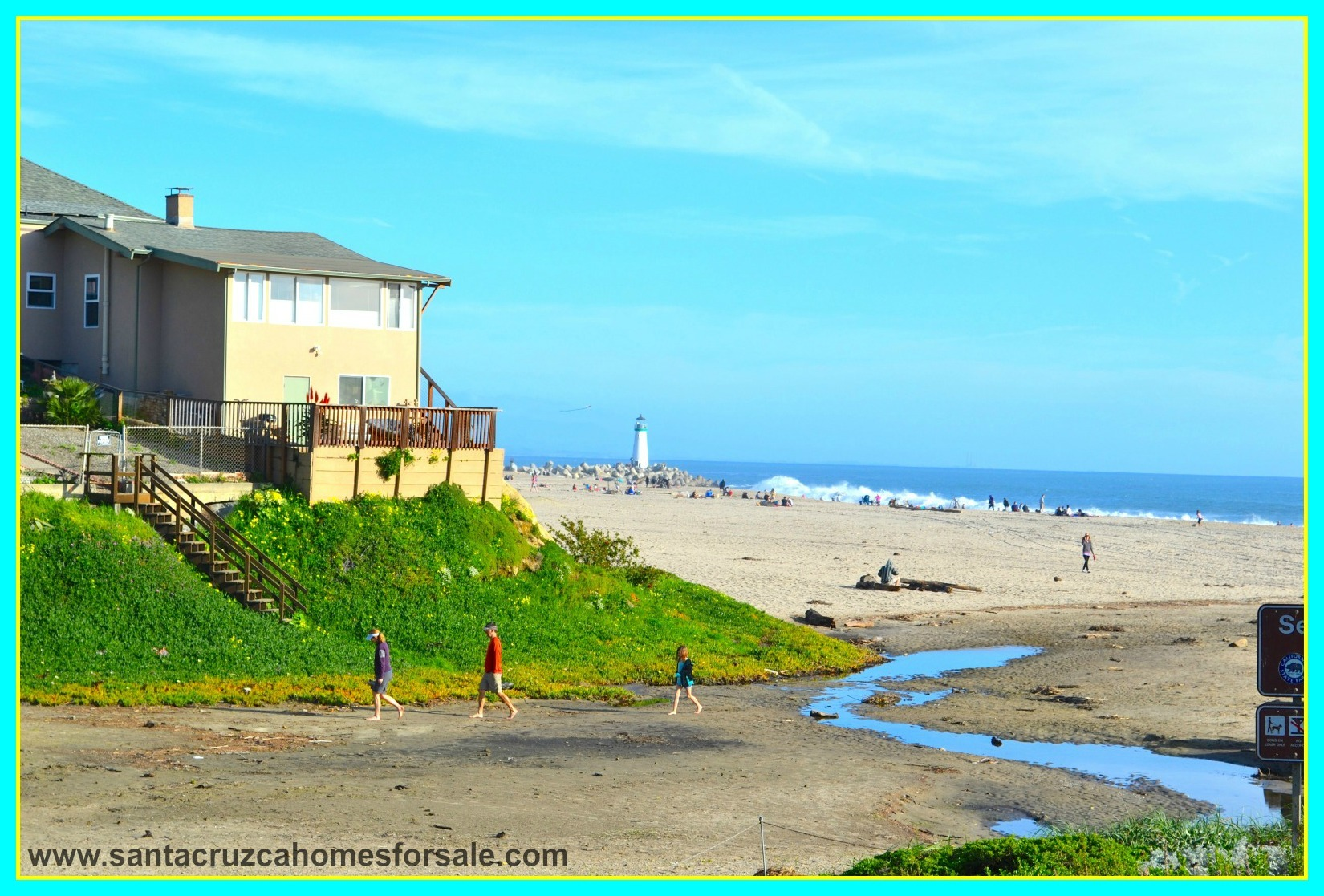 Here's an updated asking prices for ocean view homes for sale in Santa Cruz CA.