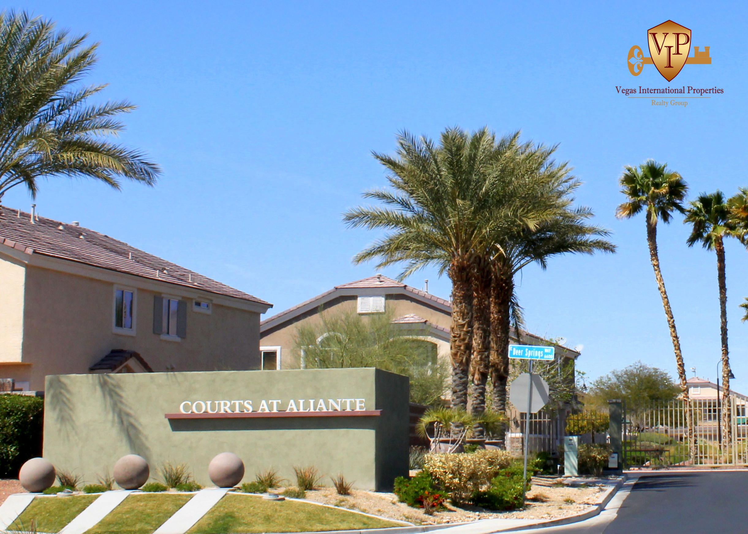 Courtst at Aliante North Las Vegas NV 89084