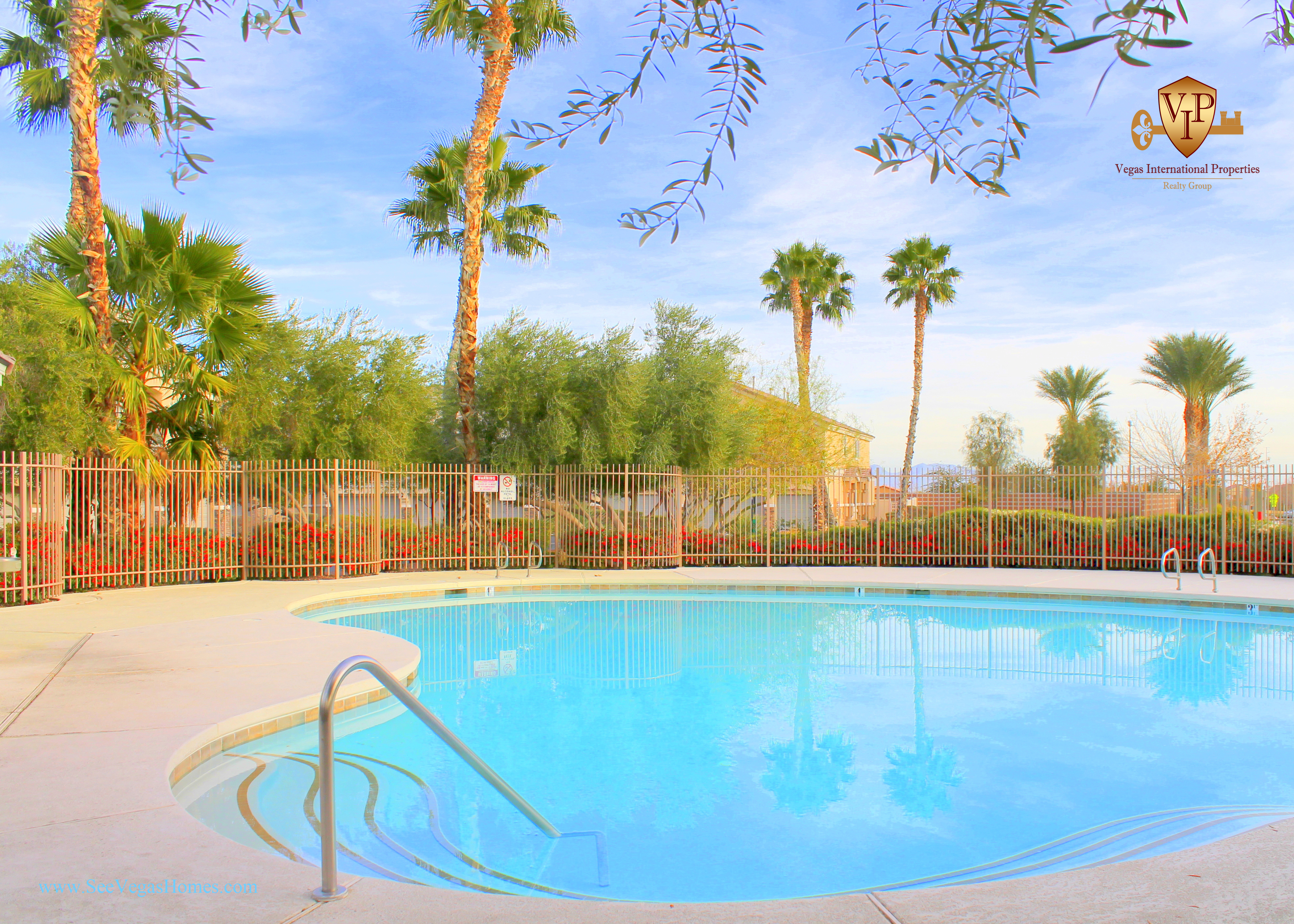 Courts at Aliante Community Pool North Las Vegas NV 89084