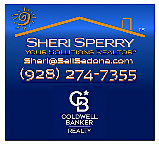 Sheri Sperry Coldwell Banker Realty SellSedona.com