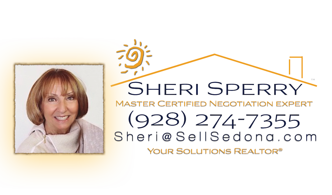 Sheri Sperry Business Card
