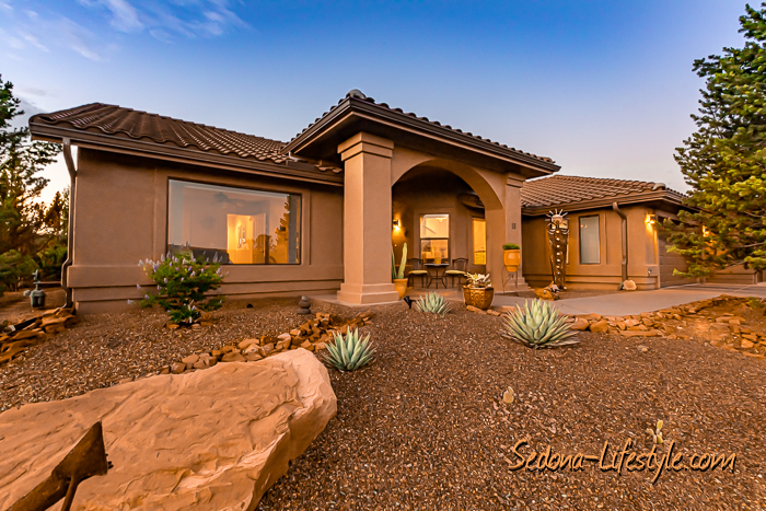 Luxury Home by Sheri Sperry Coldwell Banker Realty Sedona