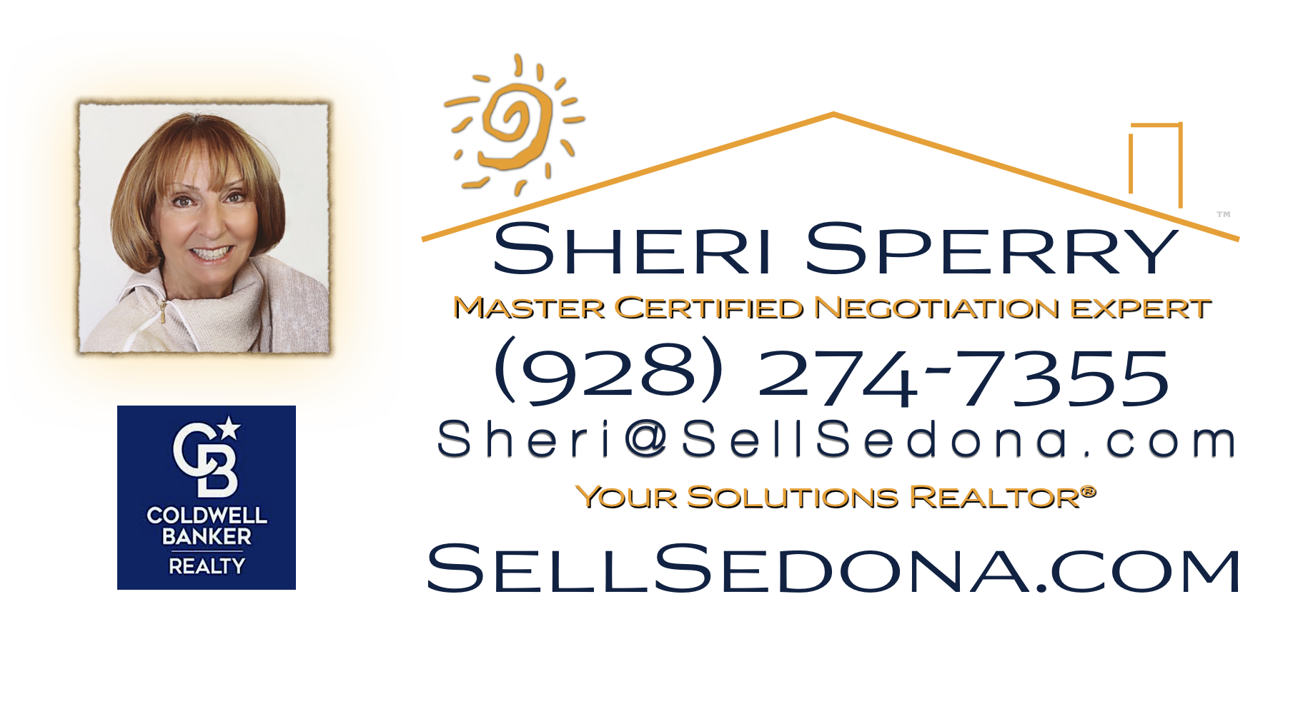 Sheri Sperry - Coldwell Banker Realty Sedona REALTOR®