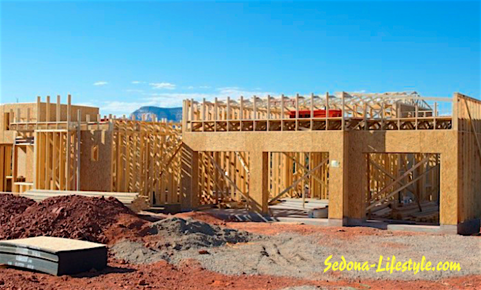 New construction Rimstone West Sedona