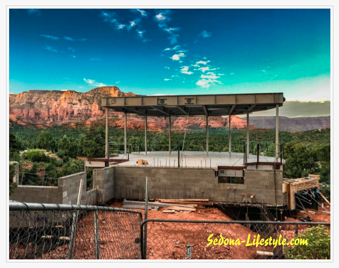 Steel Construction in Sedona