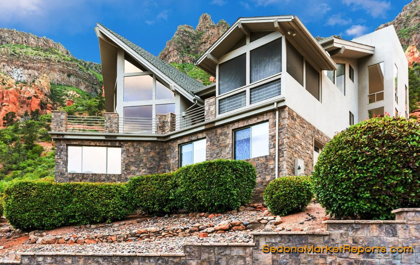Sedona December market report