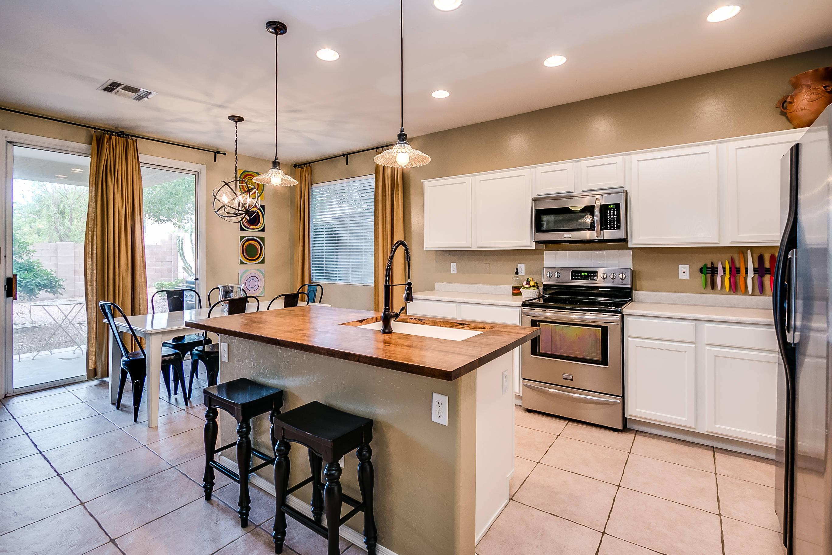 Kitchen 9344 E Kiva Ave