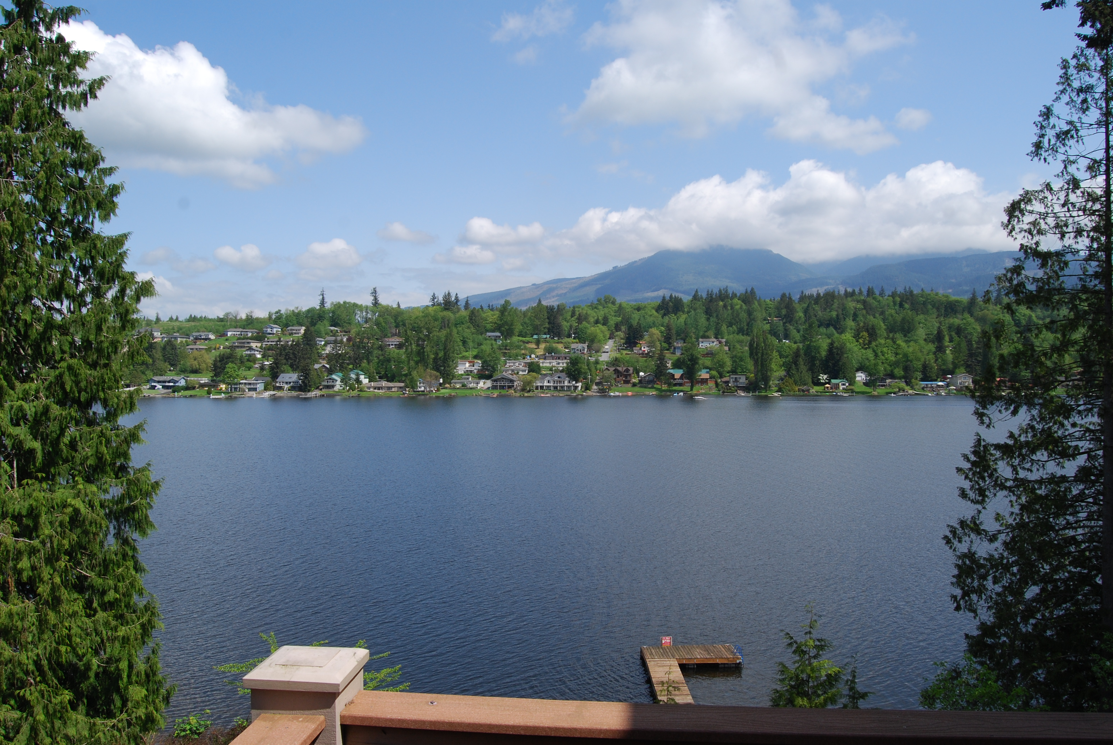 Whatcom County Lakefront Homes