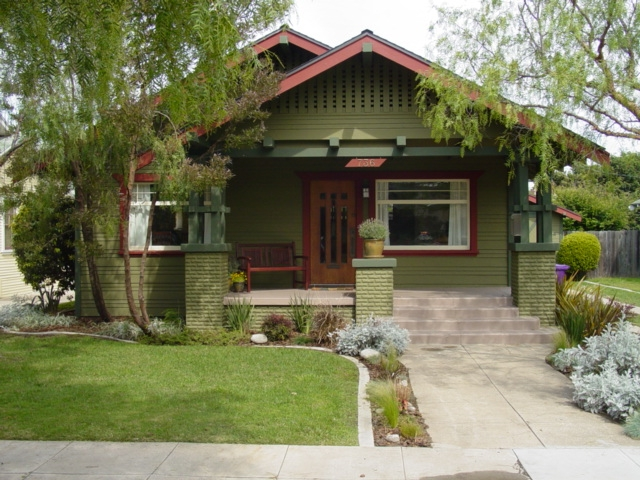 Homes for sale in rose park long beach ca for Craftsman homes for sale in california