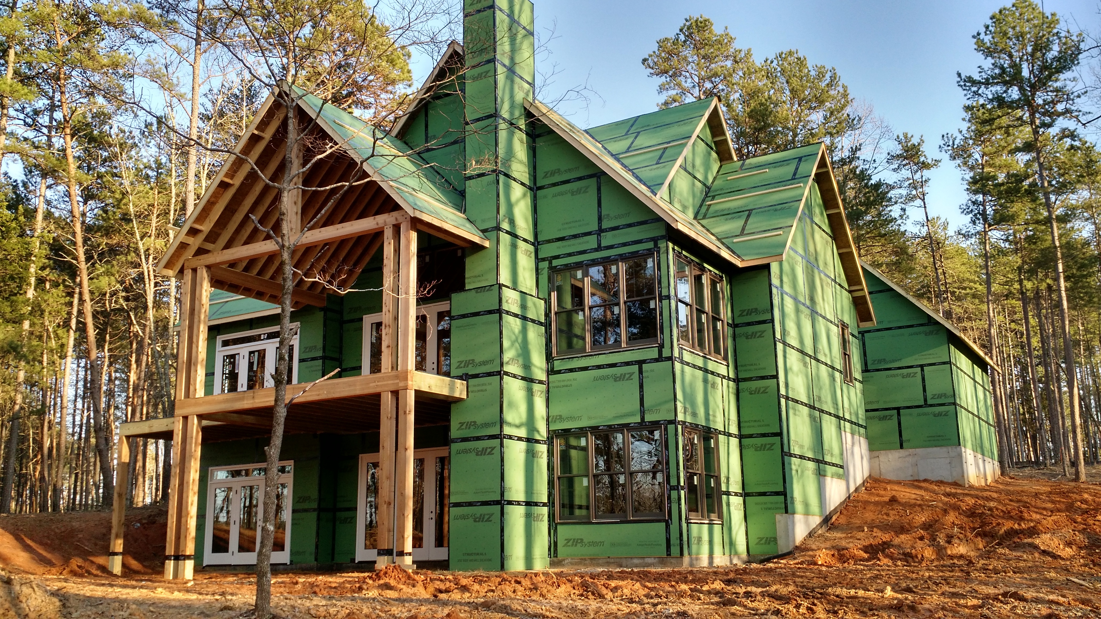 Lake keowee home plans homemade ftempo for Affordable quality homes house plans