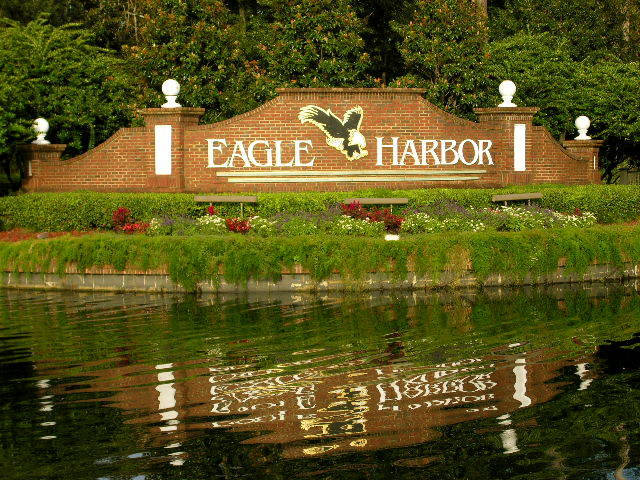 Eagle Harbor Reclaimed Water