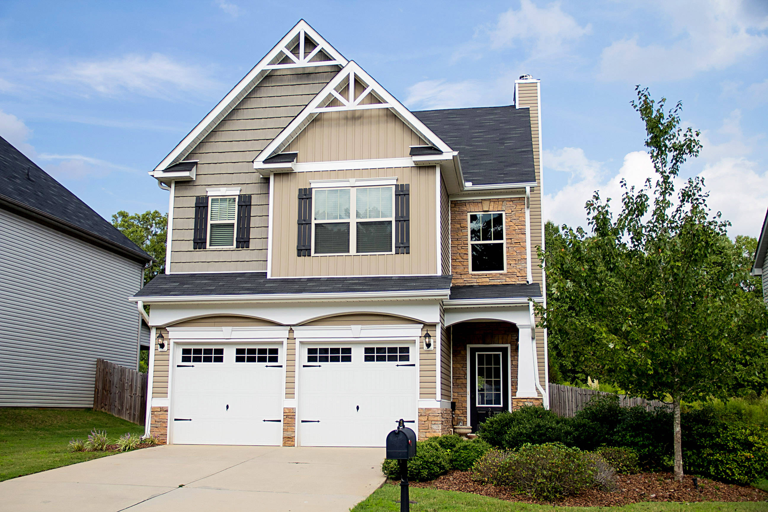 Open house sunday october 25 in simpsonville sc for Cottage style homes greenville sc