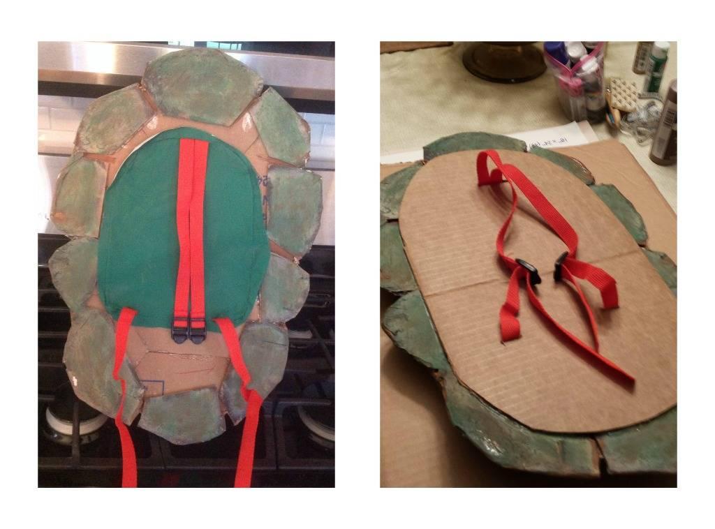 To make a teenage mutant ninja turtle shell how to make a teenage mutant ninja turtle shell solutioingenieria Image collections