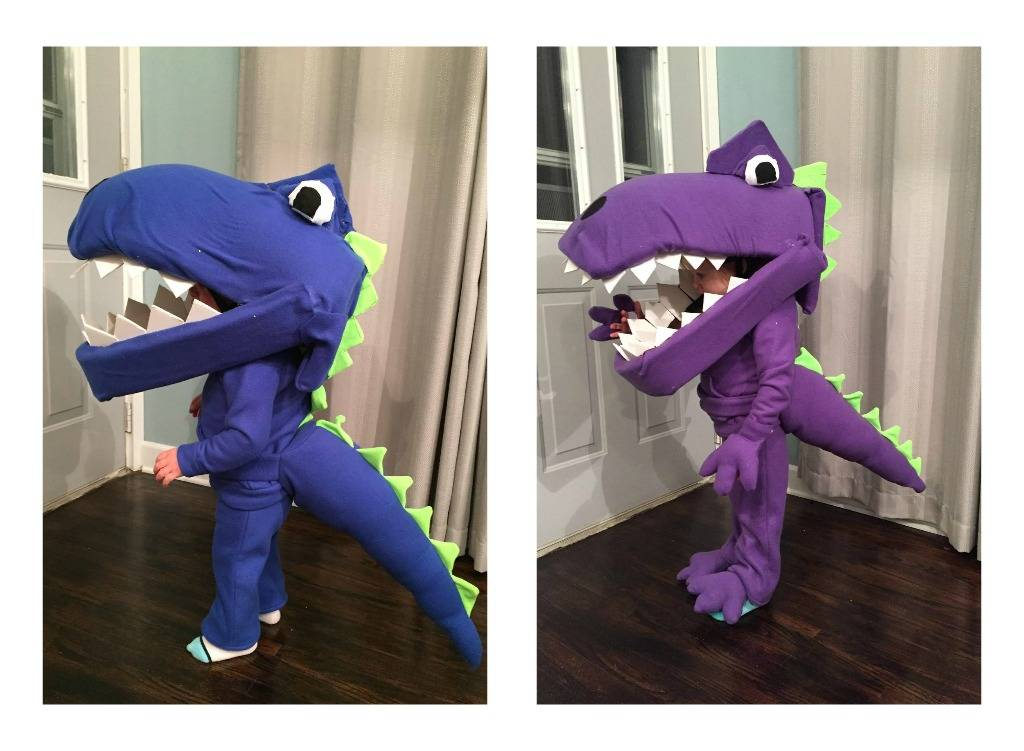 Now is your chance with these awesome dinosaur costumes. From the ferocious to the adorable, you will find fantastic homemade costume ideas here. And, take a look at these cool tutorials for your most amazing DIY costume. Also, homemade costume ideas here range from the realistic to the fantastical.