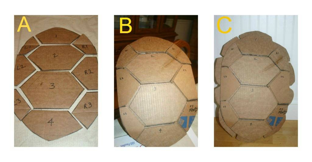 How to make a teenage mutant ninja turtle shell solutioingenieria Image collections