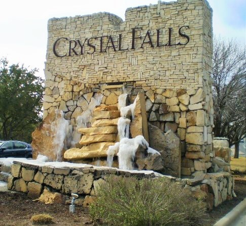 Crystal Falls Leander