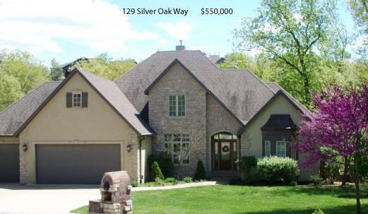 Homes For Sale In Stonebridge Village Branson West Mo