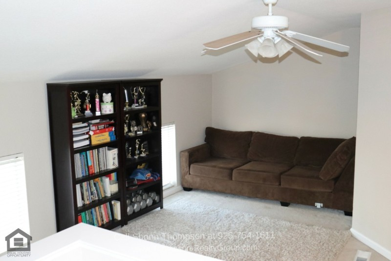 Antioch CA Homes - Maximize the versatility of the loft of this Antioch CA home.