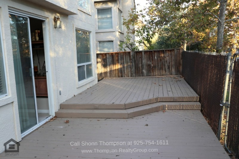 Homes in Antioch CA - Enjoy a delightfully tranquil backyard setting in this home for sale in Antioch CA.