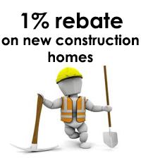 new home rebate