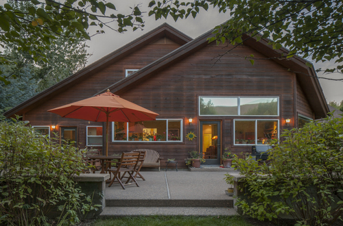 Home for Sale on the Sun Valley Bike Path in Ketchum, Idaho