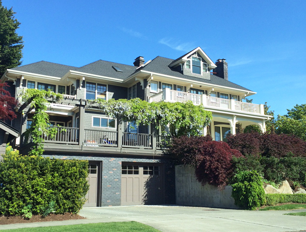 Homes For Sale In The Queen Anne Neighborhood Seattle WA