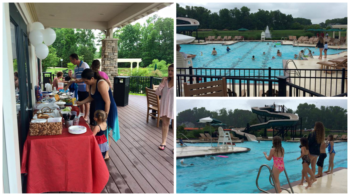 Memorial Day Festivities At Founders Pointe
