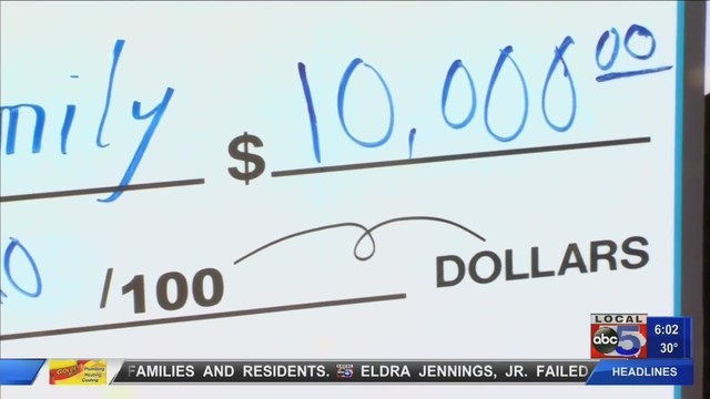 ABC 5 We are Iowa news report on $10,000 cash home builder incentives