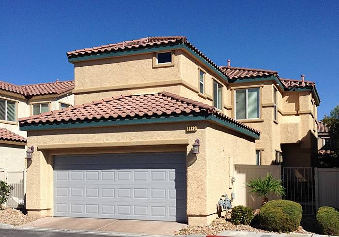 las vegas nw home for sale low maintenance