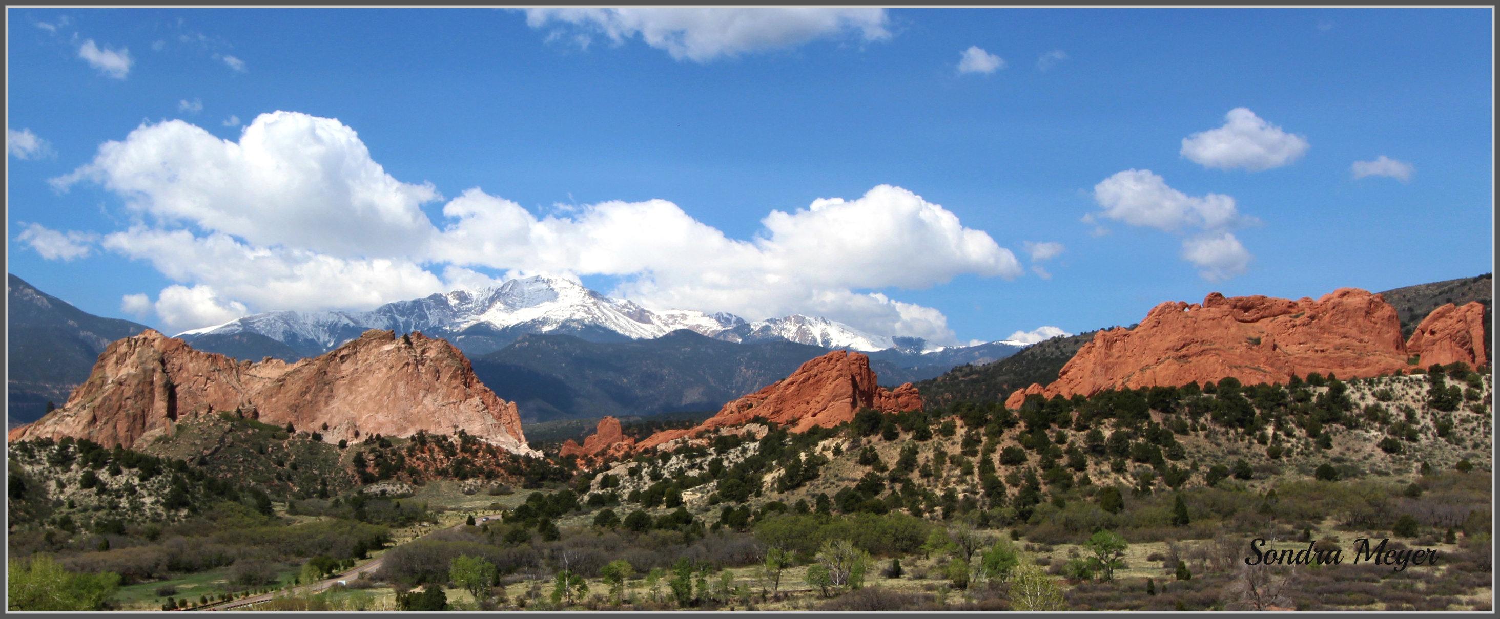 Fun Things To Do In Colorado Springs Garden Of The Gods