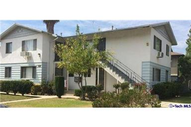 Multi Family For Sale Burbank Los Angeles Commercial Re