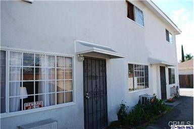 Fourplex for sale North Hollywood CA  IncomeREproperties.com