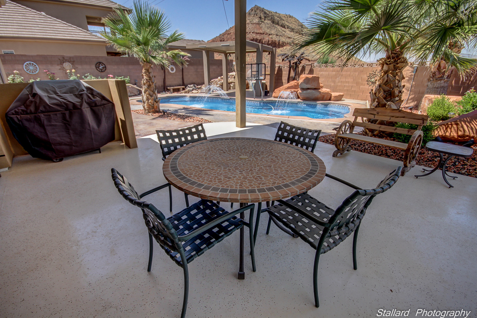Under Contract Custom Home At 1998 S Camino Real Wash