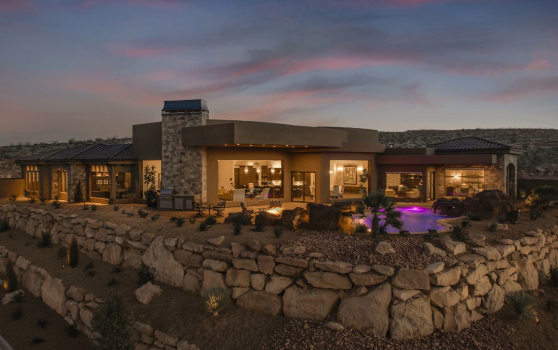 Attractive Southern Utah Luxury Homes For Sale | Stone Cliff, St. George, Utah 84790