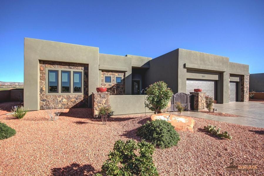 Luxury Golf Course Home For Sale At Sand Hollow Golf Re