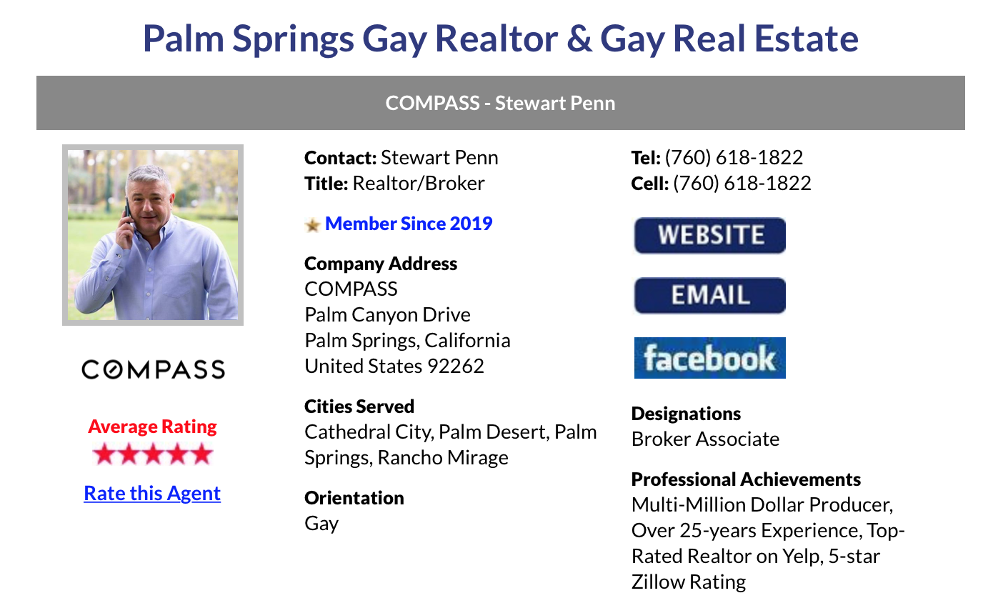 Good palm spring gay real estate pity, that