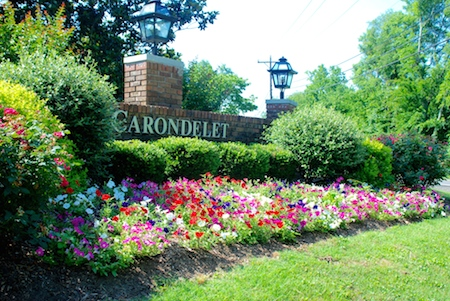 Carondelet Brentwood, TN homes for sale