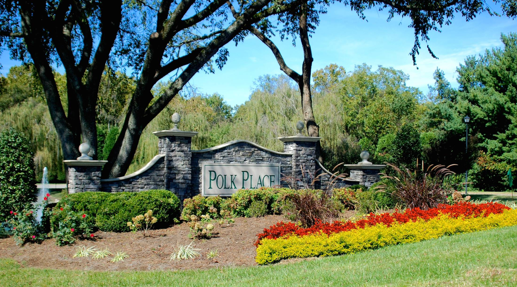 Polk Place Franklin, TN Homes for Sale