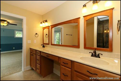 11 framed mirror ideas master bathroom design for Master bathroom fixtures