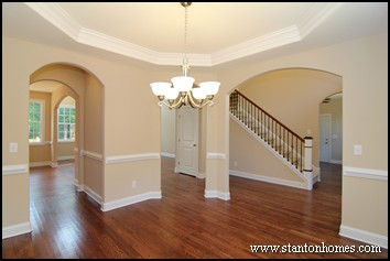 Dining Room Design | 2014 New Homes